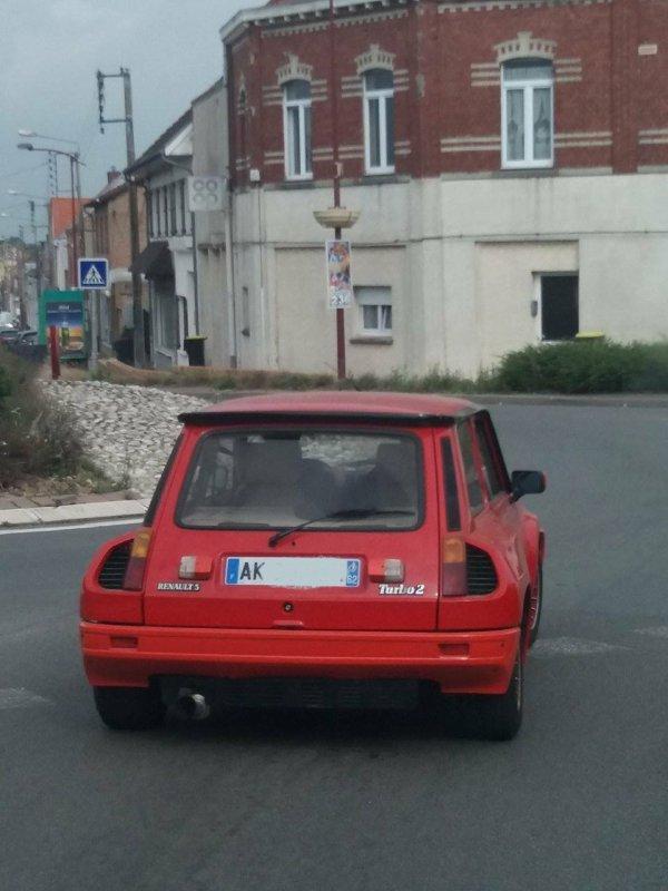 Renault 5 Turbo 2 1982