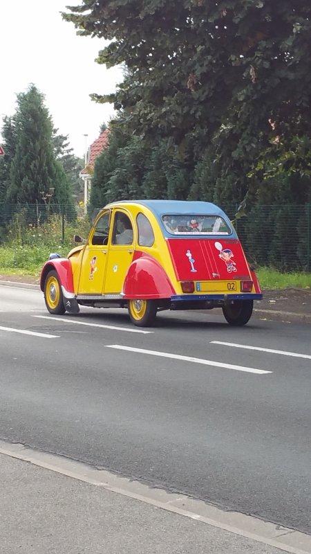 Citroën 2 CV 6 Special