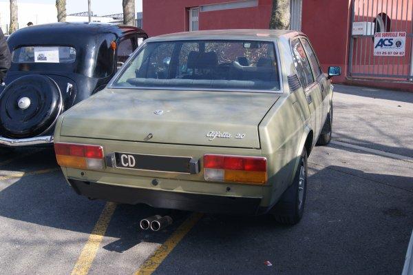 Alfa Romeo Alfetta 1982