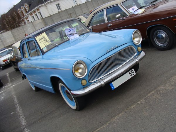 Simca Aronde P60 Etoile 6 1960