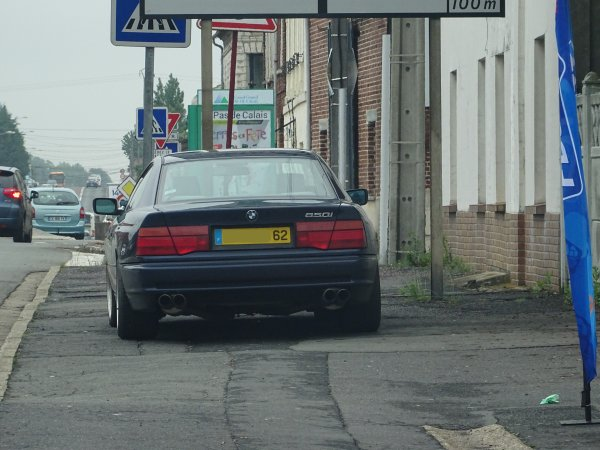 BMW 850i E31 1989
