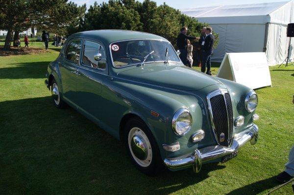 Lancia Aurelia B12 1954