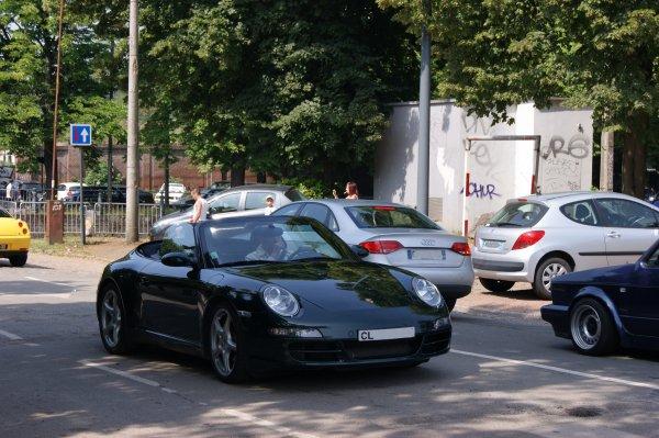 Porsche 997 Carrera 4S 2005