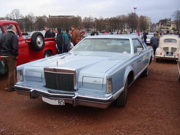 Lincoln Continental MK V 1977
