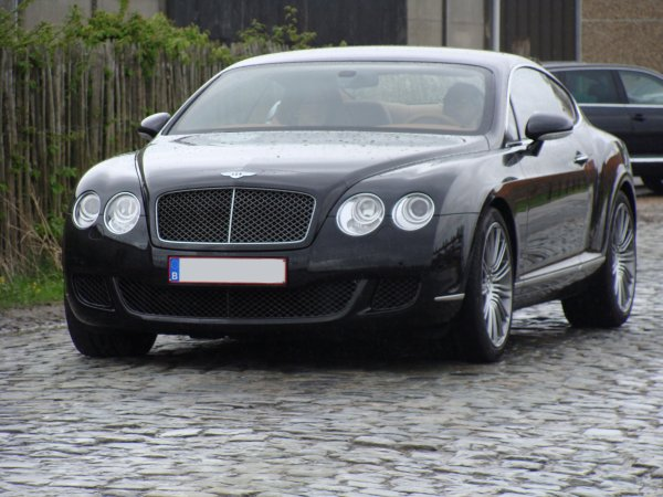 Bentley Continental GT Speed 2007