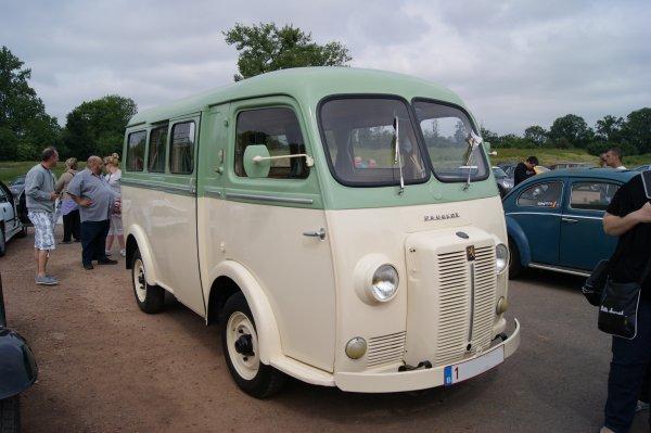 Peugeot D4B 1961