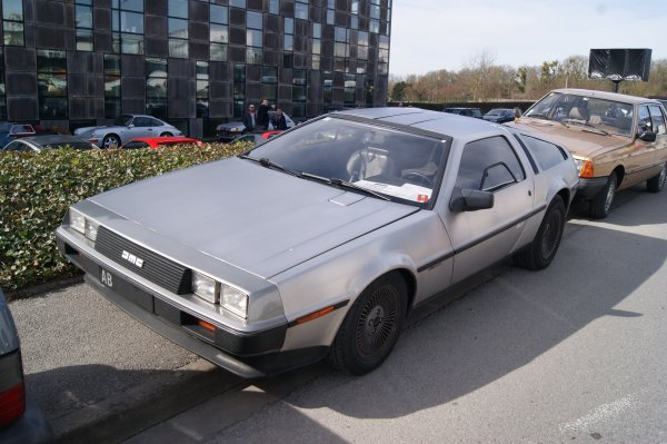 De Lorean DMC Sports Car 1979