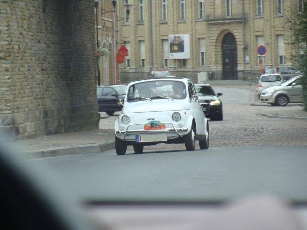 Fiat 500 R 1972