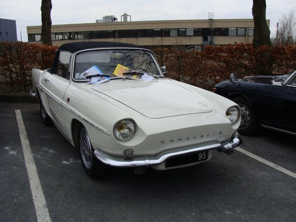 Renault Caravelle 1100 1964