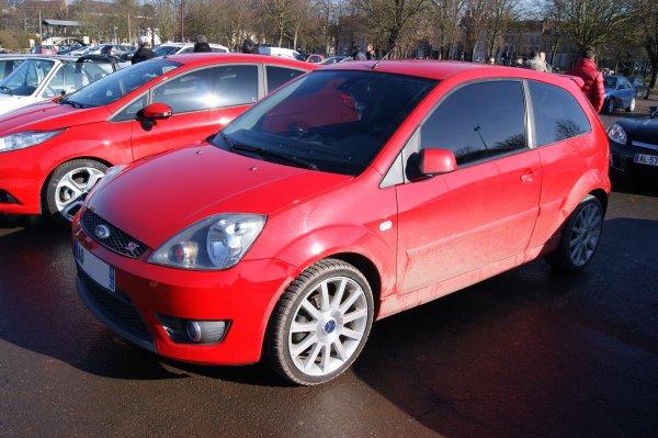 Ford Fiesta ST 150 2005