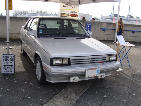 AMC-Renault GTA 1987