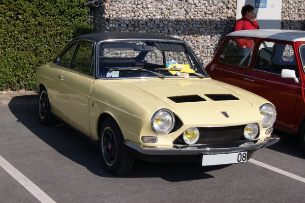 Simca 1200 S 1970