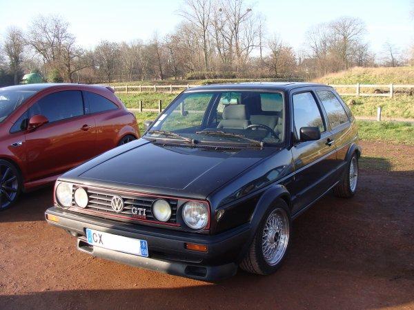 Volkswagen Golf 2 GTI 16 Special 1988