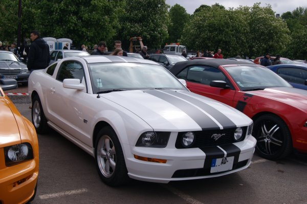 Ford Mustang GT 2005