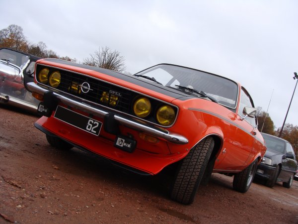 Opel Manta A SR 1973