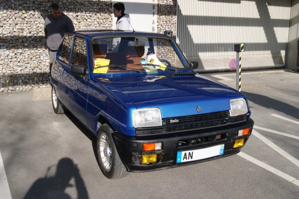 Renault 5 Alpine Turbo 1981