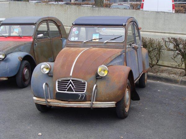 Citroën 2 CV AZAM 1964