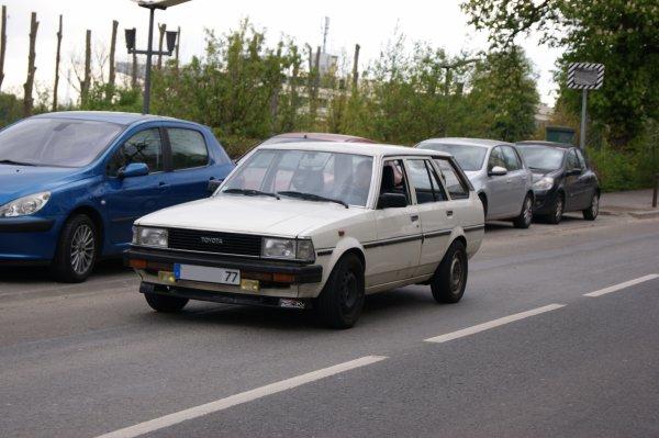 Toyota Corolla E70 1982