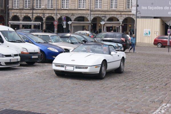 Chevrolet Corvette C4 1989