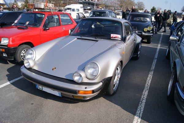 Porsche 930 Turbo 1983