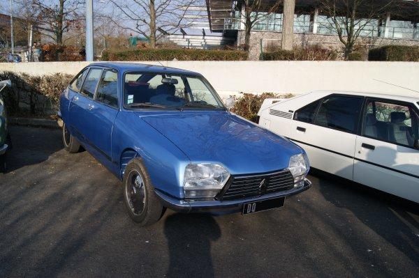 Citroën GS Pallas 1978