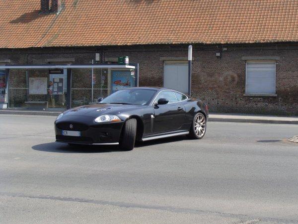 Jaguar XKR-S X150 2008
