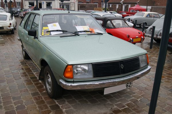 Renault 18 Break 1979
