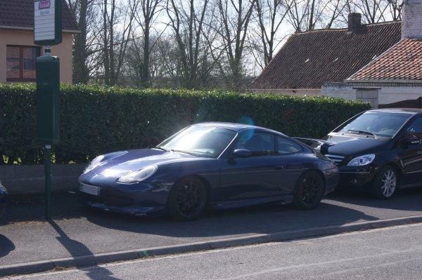 Porsche 996 GT3 1999
