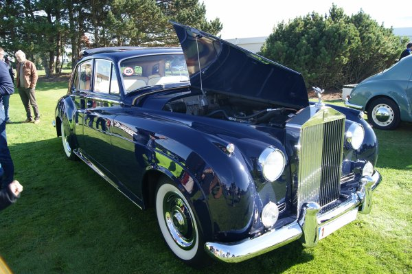 Rolls Royce Silver Cloud 2 1959