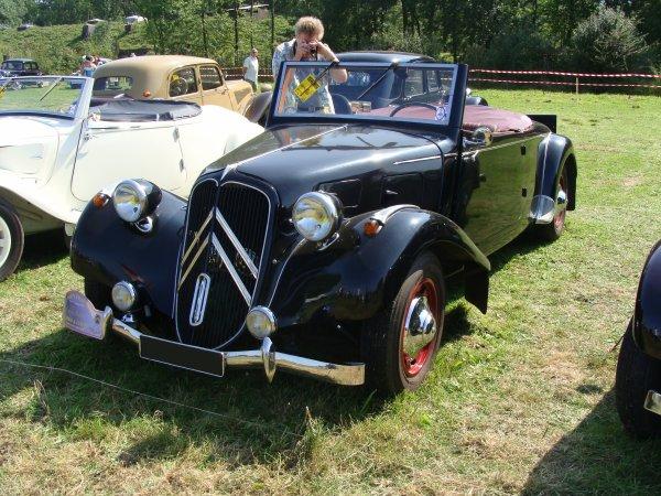 Citroën traction 11 B 1951