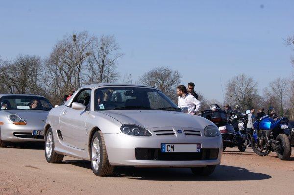 MG TF 2002