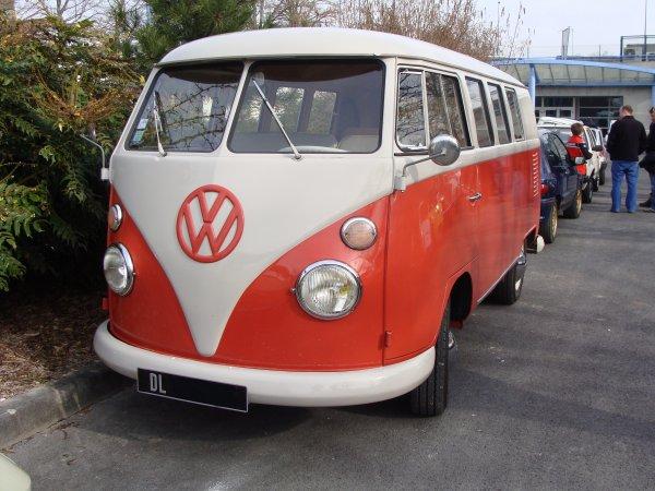 Volkswagen Transporter T1 Combi 1965