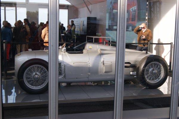 Auto Union Type A 1934