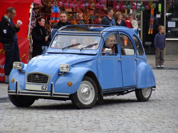 Citroën 2 CV 6 Club 1979
