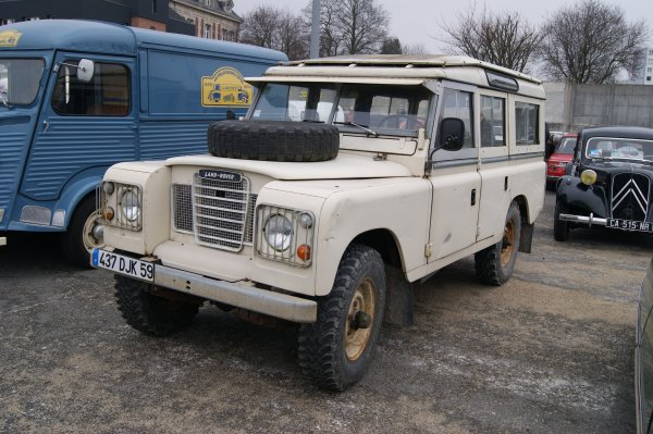 Land Rover 109 S3 SW 1971
