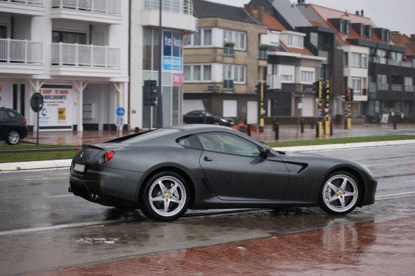 Ferrari 599 HGTE 2009