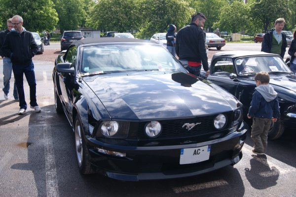 Ford Mustang GT CS 2006