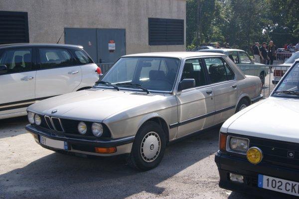 BMW 525e E28 1984