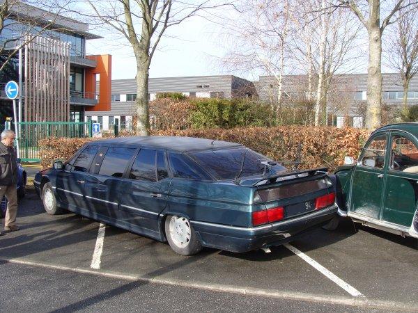 Citroën XM Tissier Majesté