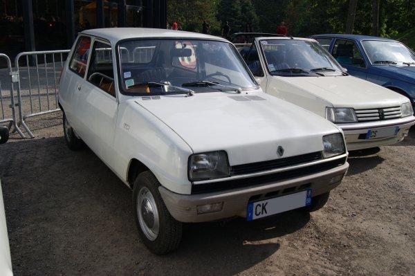 Renault 5 L 1972