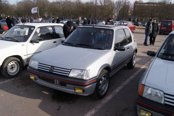 Peugeot 205 GTI 1990