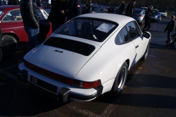 Porsche 911 S 1977