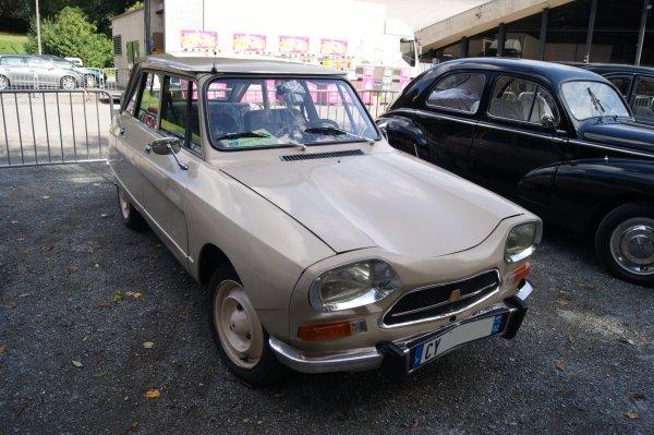 Citroën Ami 8 Confort 1976