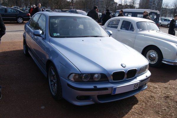 BMW M5 E39 2000