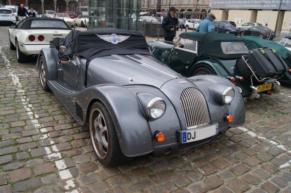 Morgan Plus 8 2012