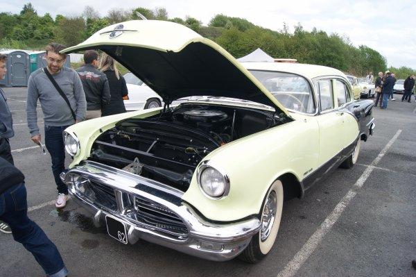 Oldsmobile 98 1956