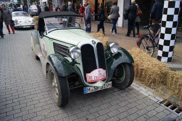 BMW 319 1935