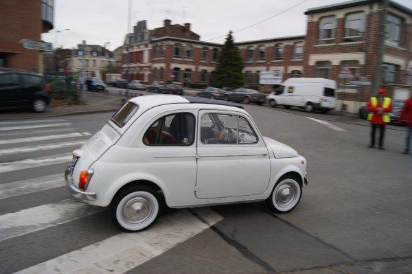 Fiat 500 D 1960