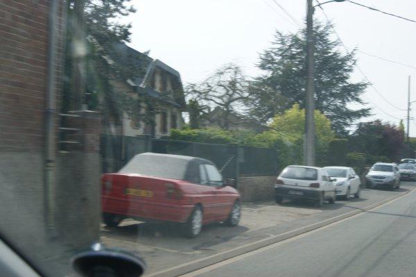 Ford Escort Cabriolet 1990