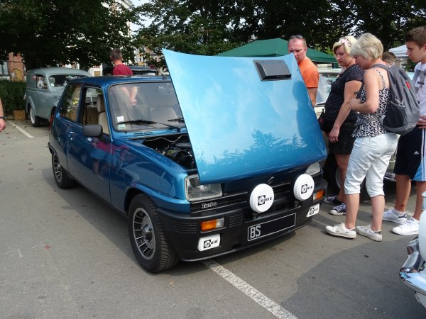 Renault 5 Alpine Turbo 1982